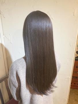 【arts町田】酸熱/髪質改善/コバルトグレージュ