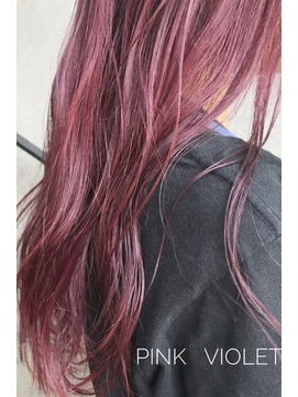 【NORA GINZA高橋】肌が綺麗にみえる赤髪×リラックスウェーブ