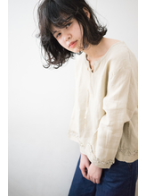 【KENTO】ダークトーンでも柔らかく透明感☆ 社会人.40
