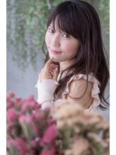 ☆ウェーブロング☆【hair salon lico】03-5579-9825 落ち着き.37
