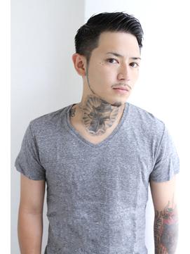 【ROSE/鳳】フェード/七三オールバックry
