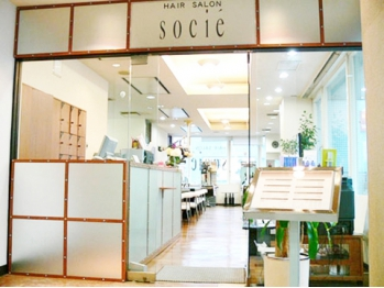 ソシエ 湘南台店