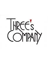 スリーズカンパニー(THREE'S COMPANY)