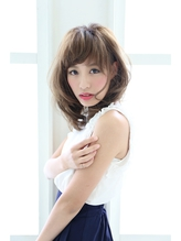 【unopulir】大人かわいいリュクスセミディ×イノセントカラー☆ 男ウケ.40