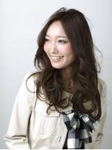 【Cut+ナノモイストデザインカラー+Trearment¥6560】髪、頭皮をケアしながら美しいデザインに仕上げます♪