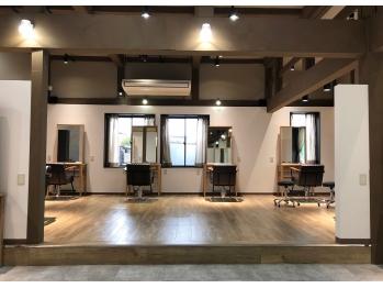 リコ ヘアアンドリラクゼーション 一宮店(LICO HAIR&RELAXATION)(愛知県一宮市/美容室)