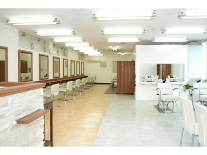 美容室 オルガニーク 羽ノ浦店 image
