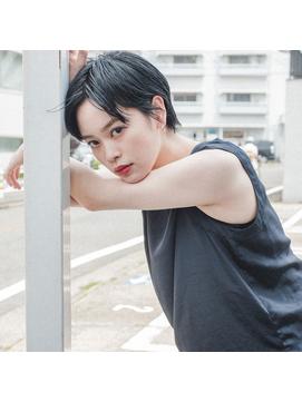 【bico tokyo 】ミニマルがオシャレな黒髪ショート