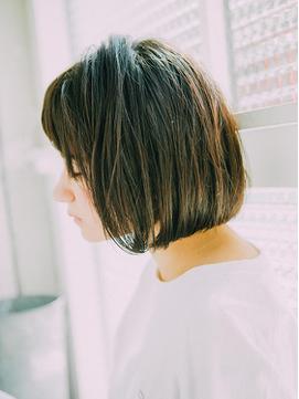 【amble 新宿】★広瀬すずボブ★