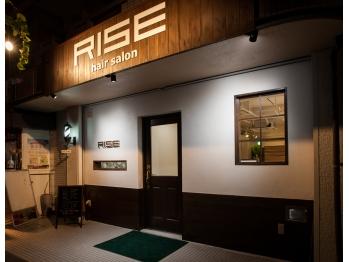 ライズ(RISE)(大阪府門真市/美容室)