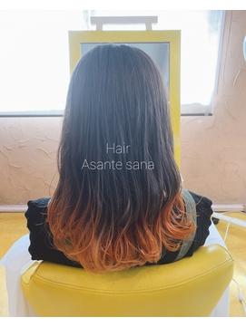 【Asante】禰豆子カラー