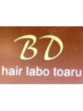 ヘア ラボ トアル(hair labo toaru)