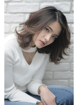【RELEDEN/川越】外ハネくびれミディー☆ 側面写真