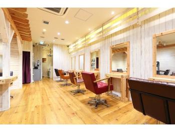 アリュールヘアー テラス 天王寺店(ALLURE hair terrace)(大阪府大阪市天王寺区)