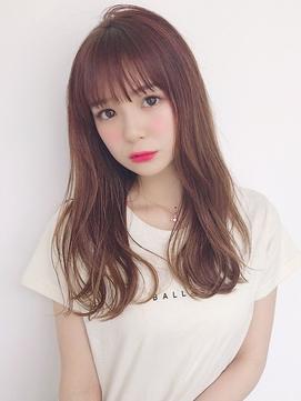 shiwu小顔パーマ