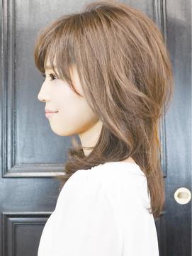 オンナ度アップ大人モテミディアム【表参道 青山】