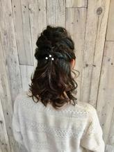 結婚式やパーティー イベントのヘアセットはムーンにどうぞ!.4