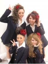 卒業式薔薇スタイル .52