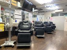 ヘアーサロン ラッキー(Hair Salon Lucky)の店内画像