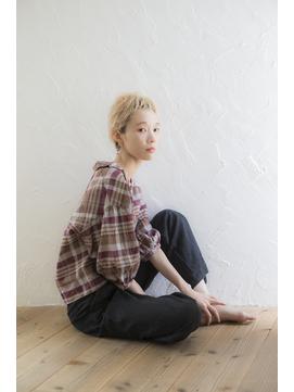 【miel hair】スタイリング簡単♪ゆるパーマ