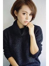 Rumor×小顔・モデル風前下がりショート☆タイトシルエット .15