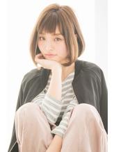 【CASA MADRE 新宿西口】ナチュラル愛されボブ .38