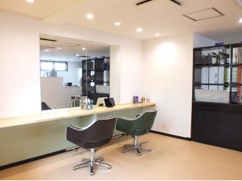 ヘアーハウススペア(HAIR HOUSE SPARE)(千葉県松戸市/美容室)