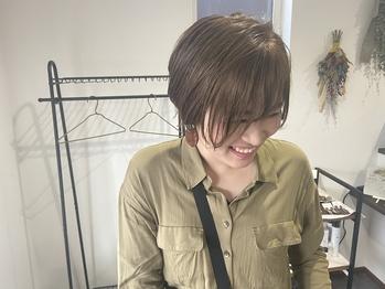 ヘアーウィズ(hair with...)(宮崎県延岡市/美容室)