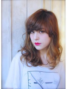 next girl hair
