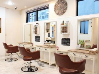 ヘアーサロン カーサ(hair salon Casa)(宮城県仙台市太白区/美容室)