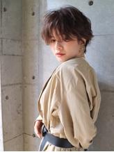 柔らか大人ショート     【MILK/MURIEL   aco】.31