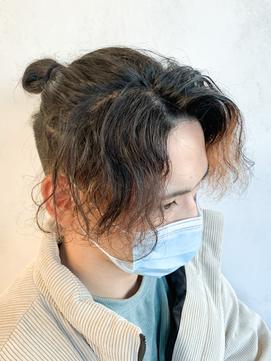 【マンバン×フェードカット】三國純弥