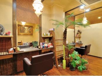 ヘアーリゾート ティーダ(Hair Resort Ti dA)