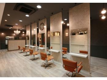 ヘアアンドメイク グランドトゥルース 水戸店(Hair&Make GRAND TRUTH)(茨城県水戸市/美容室)