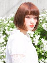 森ガール風イノセントボブ☆ 森ガール.3