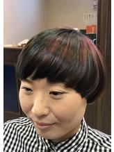きのこちゃんヘアー スタイリスト佐々木祐和.3