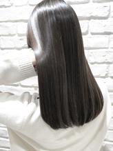 最新ケミカル処方の#美髪酸熱トリートメント が待望のメニュー化.8