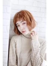 美髪デジタルパーマ/バレイヤージュノーブル/クラシカルロブ/071 シュシュ.55
