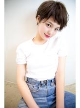 ☆☆blues☆☆タマキstyle 89  大人可愛いナチュラルなショート 梅雨.10