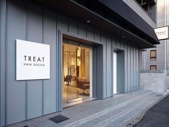 トリート 西船橋店(TREAT HAIR DESIGN)(千葉県船橋市/美容室)