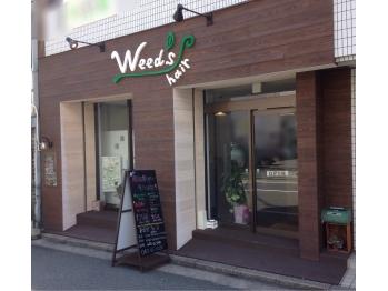 ウィーズヘアー(Weed's Hair)(広島県広島市中区/美容室)