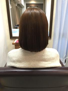 tuuli 杉嶋梨紗 髪質改善 デザインカラー トリートメント 31