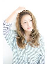 3Dカラー×ゆるふわロング☆.21