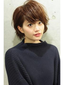 【2017】耳かけショートスタイル☆