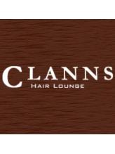 クランス ヘアー ラウンジ(CLANNS HAIR LOUNGE)