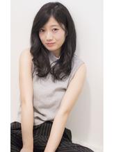 [セミロング]外国人風ロングウェーブ☆ ヘアアイロン.49