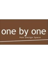 ワンバイワン(one by one)