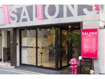サロンズヘア 袋町店(SALONS HAIR)