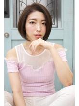 【イルミナカラー】大人女子ボブ☆ 社会人.55