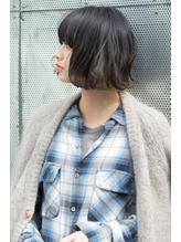 【chou chou】スポンテニアス小顔黒髪ミディ(淀川純) シュシュ.20